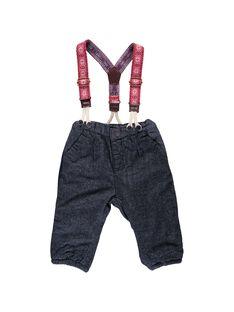 Baby boys' trousers DUCRAPAN / 18WG10R1PAN099
