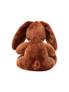 Braunes Kaninchen Plüschtier, gemischte Geburt MOU1DOU3 / 21WF4244JOUI810