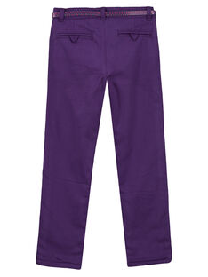 Violette Hose GAVIOPANT2 / 19W901R2PAN708