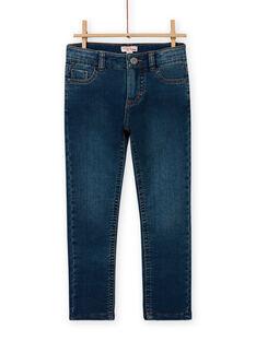Mittlere Denim-Jeans für Jungen MOCOJEAN / 21W902L1JEAP274