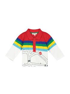 Langärmeliges Baby-Polohemd für Jungen FUCOPOL / 19SG1081POL099