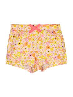 Mehrfarbige Shorts FIPOSHO / 19SG09C1SHO099