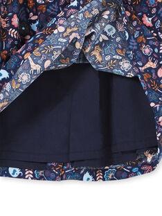 Navy DRESS KISAROB1 / 20WG09O1ROB070