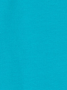 Türkisfarbener Pullover KUJOSOUP5 / 20WG1041SPL202