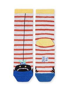 Socken für Kinder und Jungen LYOROUCHO1 / 21SI02K2SOQJ922