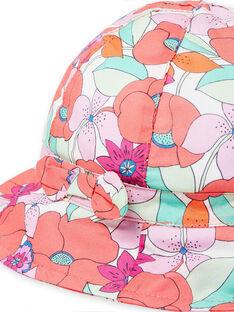 Baby Mädchen bunten Blumendruck bob LYIVICHA / 21SI09U1CHA000