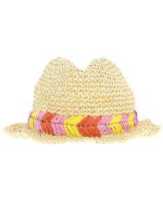 Baby girls' soft hat CYAPIHAT / 18SI01I1CHA009