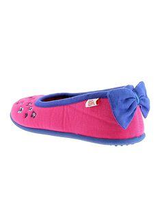 Girls' ballet pump slippers CFBALKLEIN / 18SK35X1D07304