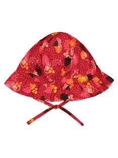 Bucket-Hut zum Zubinden für Babys Mädchen FYIBACHA / 19SI0961CHA099