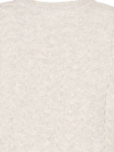 Unisex Baby-Strickweste FOU1GIL / 19SF0511GIL943