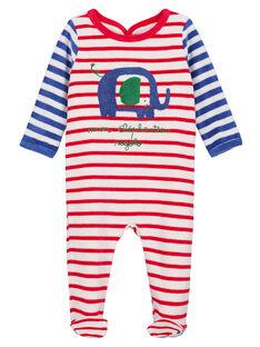 Baby Strampler GEGAGRELEF / 19WH1454GRE000