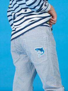 Gestreifte Hosen für Jungen LONAUPAN / 21S902P1PAN070