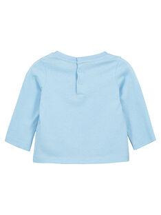 Langärmeliges Baby-T-Shirt für Jungen FUNETEE1 / 19SG10B1TML020
