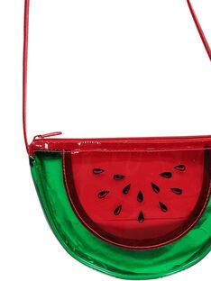 Durchsichtige Tasche für Mädchen FYAYEBAG / 19SI01M1BES099