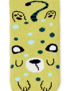 Boy's Layette-Socken KYUBRICHOB2 / 20WI10F1SOQ633