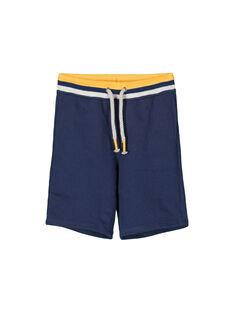 Jogging-Shorts für Jungen FOJOBER1 / 19S902Y1D25070