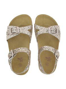 Girls' sandals CFNUGLIT / 18SK35WMD0E030