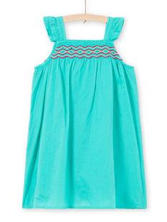 Light green Dress JAMAROB3 / 20S901P3ROB629