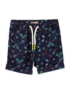 Shorts für Jungen FOCABER1 / 19S902D1BER205