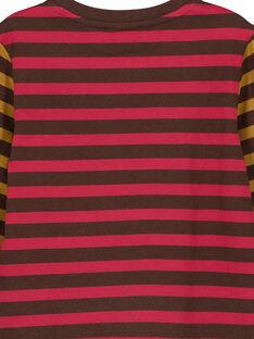 Langärmeliges gestreiftes T-Shirt GOBRUTEE3 / 19W902K4TML816