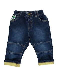 Baby boys' comfy jeans DUVEJEAN / 18WG1071JEA704