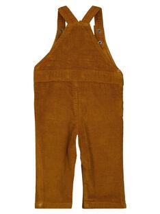 Brown Overalls GUJAUSAL / 19WG10H1SALI821