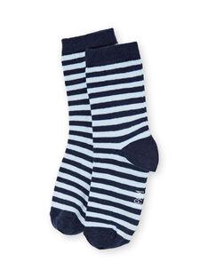 Socken für Kinder und Jungen LYOJOCHOR1 / 21SI0246SOQ705