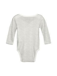 Unisex-Body mit langen Ärmeln für Babys FOU1BOD2 / 19SF7712BOD099