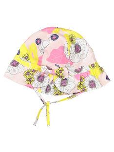 Bedruckter Bucket-Hut für Babys Mädchen FYIPOCHA / 19SI09C1CHA099