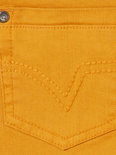 Yellow PANTS KOJOPATWI2 / 20W90239D2B107