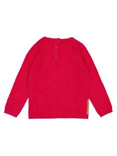 Roter Pullover GANOPULL / 19W901V1PULF521