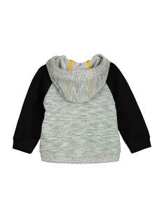 Baby-Weste mit Kapuze und Reißverschluss für Jungen FULIHOJOG / 19SG1022GIL099