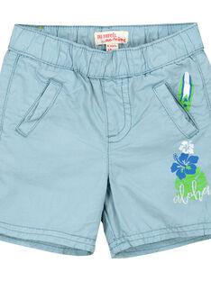 Bermudas für Babys Jungen FUCUBER1 / 19SG10N1BER213