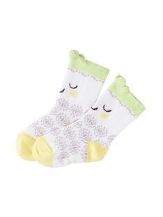 Weiße Socken JOU2CHO / 20SF42M1SOQ000