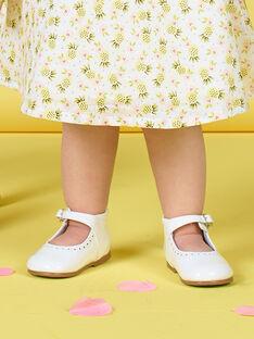 Weiße Salomé-Schuhe JFBABSONIAB / 20SK35Y1D13000