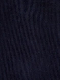 Navy PANTS KUJOPAN4 / 20WG1054PAN713