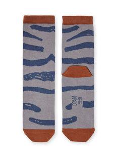 Socken für Kinder und Jungen LYOBLECHO2 / 21SI02J2SOQJ917