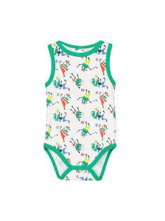 Body für Babys Jungen FEGABODAOP / 19SH14I5BDL099