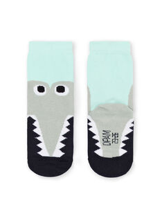 Baby Junge Krokodil Socken LYUVERCHO2 / 21SI10Q2SOQG621
