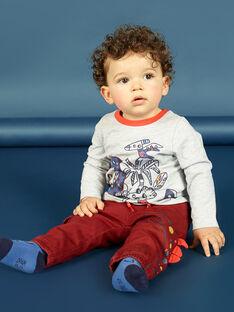 Baby Junge Dinosaurier Hose MUPAPAN2 / 21WG10H1PAN719