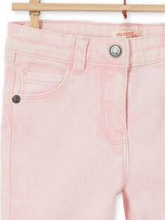 5 Pocket Acid Wash Slim Jeans LAROUPANT / 21S901K1PAND326