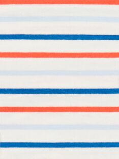 3er-Pack weiße, blaue und orange Unterhosen für Jungen LEGOSLIPON / 21SH12G1D5L003