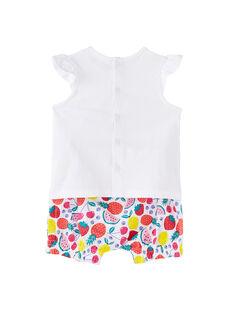 Baby-Strandkombination für Mädchen JIPLAENS2 / 20SG09X1ENS000