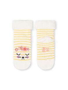 Paar Socken für Mädchen LYINAUSOQB / 21SI09L1SOQ001