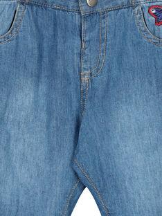 Baby-Jeans für Jungen FUBAJEAN / 19SG1061JEA704