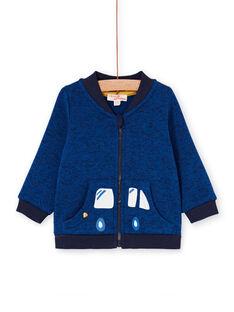 Teddy Nacht blau Baby Junge LUJOGIL3 / 21SG1031GIL713