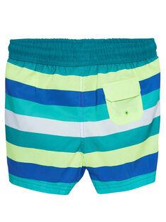Dark Turquoise Swimsuit JYOMERBOXRAY / 20SI02K3MAIC217