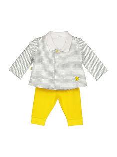 Unisex-Set für Babys FOU1ENS3 / 19SF0513ENS099
