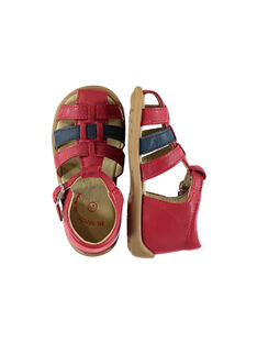 Rote Sandalen FBGSANDBI4 / 19SK38K1D0E050