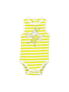 Body für Babys Jungen FEGABODBOU / 19SH14I7BDL099